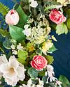 Spring in Bloom Wreath by Balsam Hill Closeup 10