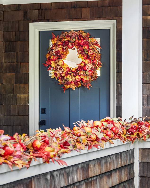 Apple Spice Artificial Foliage by Balsam Hill Lifestyle 40