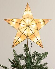 Christmas Tree Topper Balsam Hill