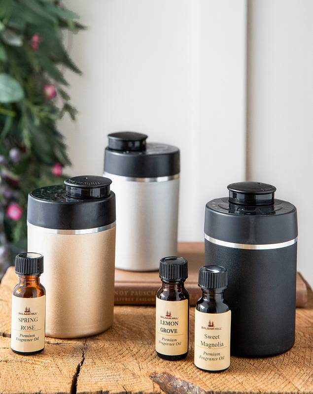 Scents of the Season Fragrance Machine by Balsam Hill Lifestyle 20