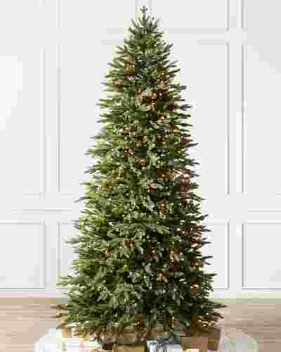 Silverado Slim Tree by Balsam Hill SSC 10
