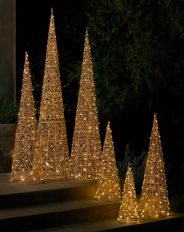 Outdoor LED Wire Sculptures by Balsam Hill Lifestyle 35