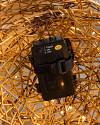 Outdoor LED Wire Sculptures by Balsam Hill Battery Compartment