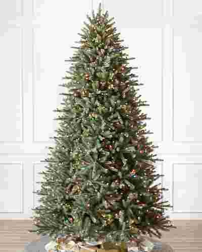BH Blue Spruce Flip Tree by Balsam Hill SSC 30