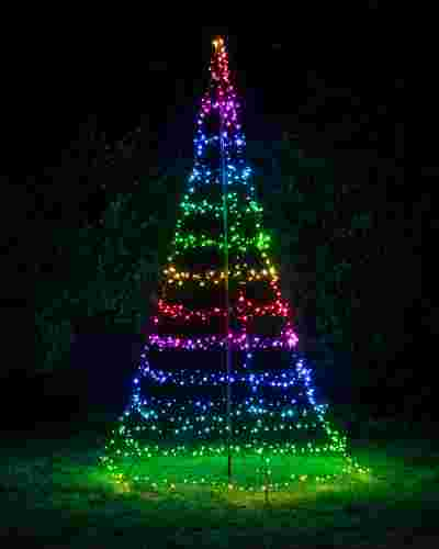 Twinkly™ Cone Tree by Balsam Hill SSC
