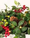 Bay Laurel with Mixed Berries Garlands 2 Pack by Balsam Hill Closeup 10
